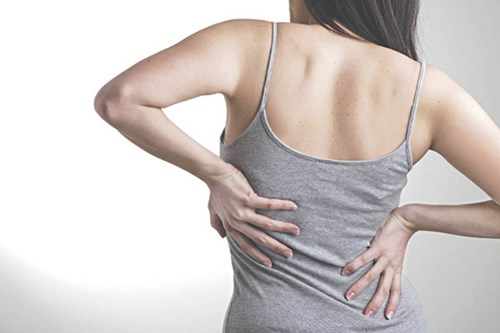 Fraqueza nas dor nas costas pernas e dormência com